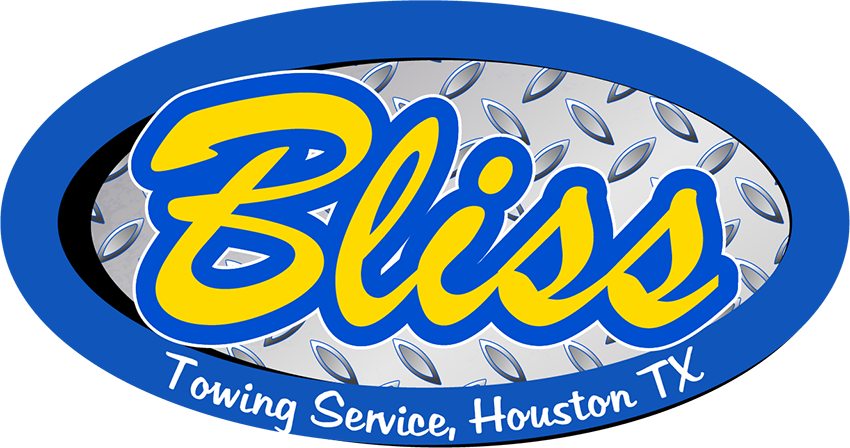 Bliss Towing Service Color Logo