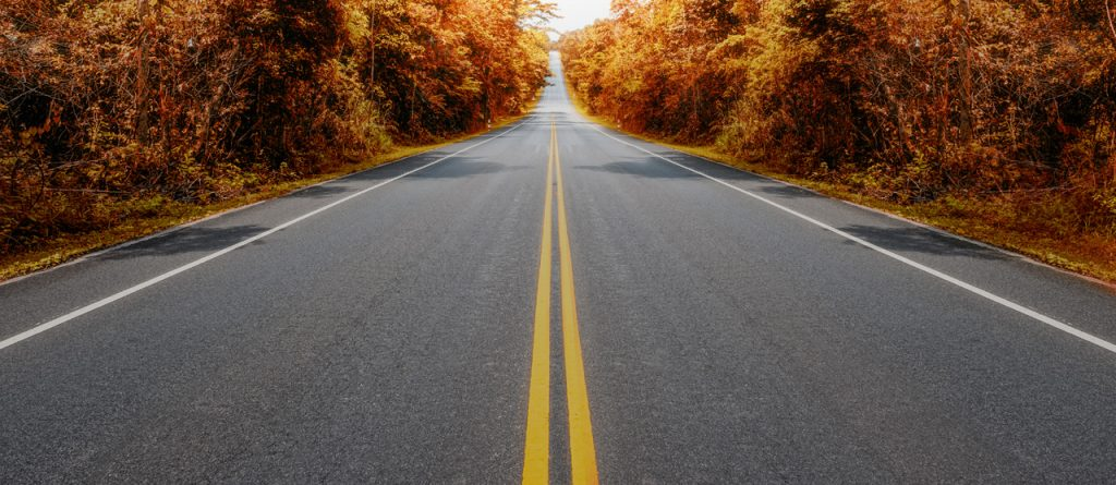 Open Road For Long Distance Towing